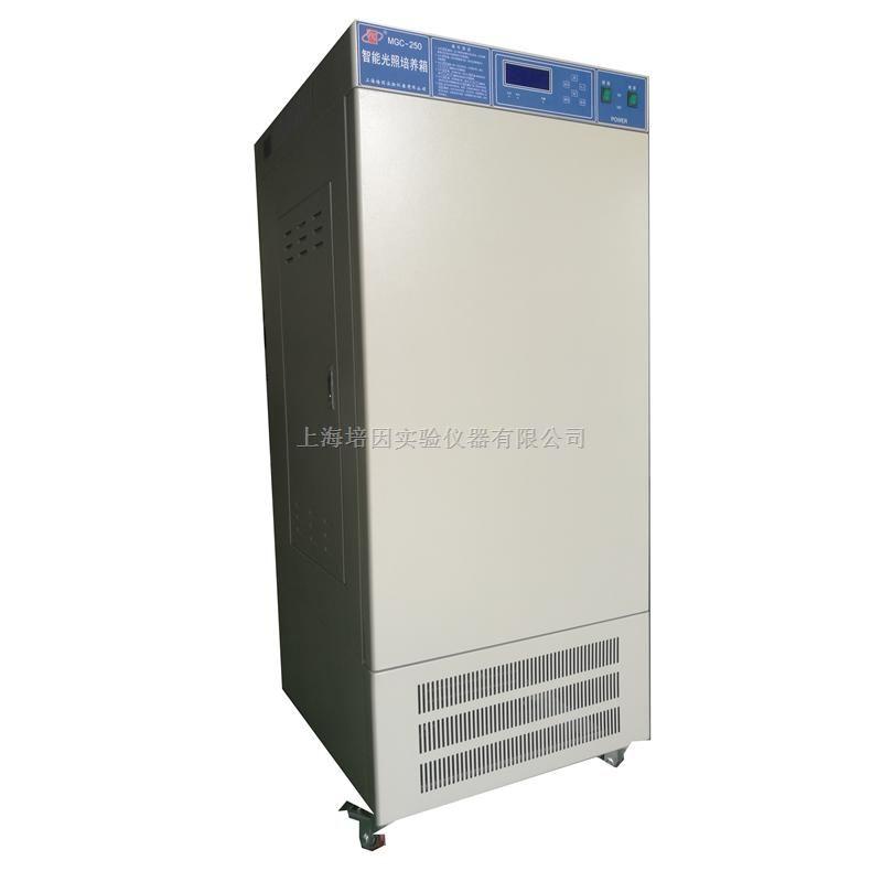 上海培因MGC-300智能光照培養箱
