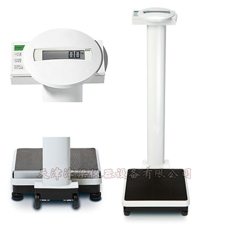 SECA799型电子立柱秤/医用体重秤