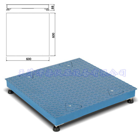 ES150-1单层电子地磅