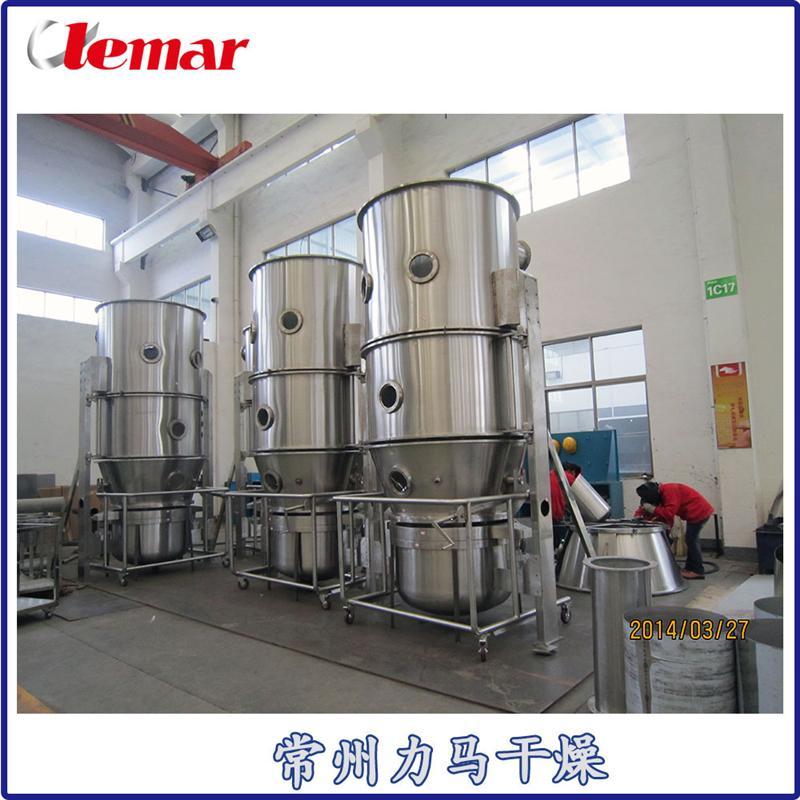 保健食品沸騰制粒干燥機FL-150