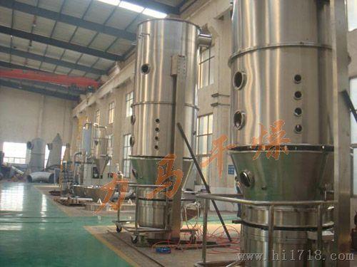 沸腾制粒干燥机、沸腾制粒干燥设备