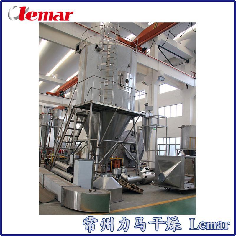 食品添加劑壓力噴霧干燥機300公斤/小時