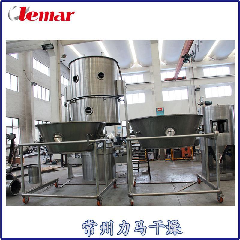 沸騰制粒干燥機FG-500型