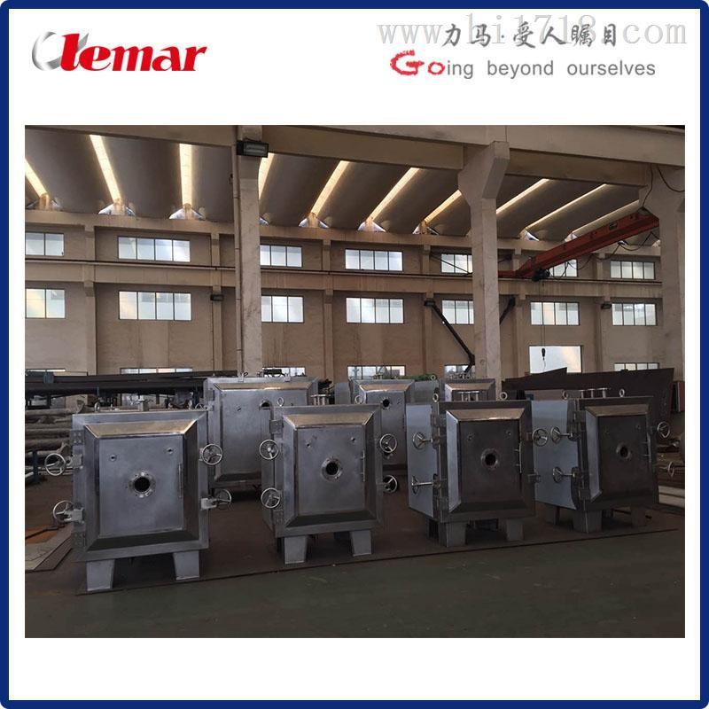 容積1200L鋰電池材料雙錐回轉真空干燥機
