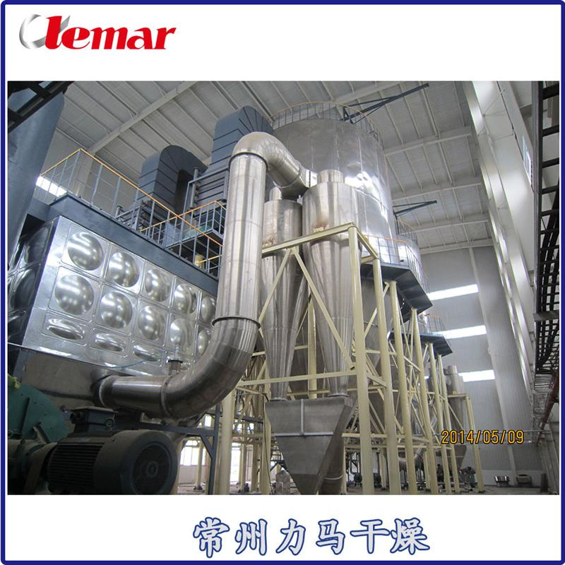 饲料级磷酸二氢钙喷雾干燥塔LPG-100