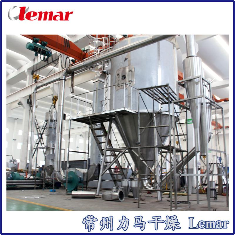 年產140噸蠶絲氨基酸噴霧干燥機LPG-100