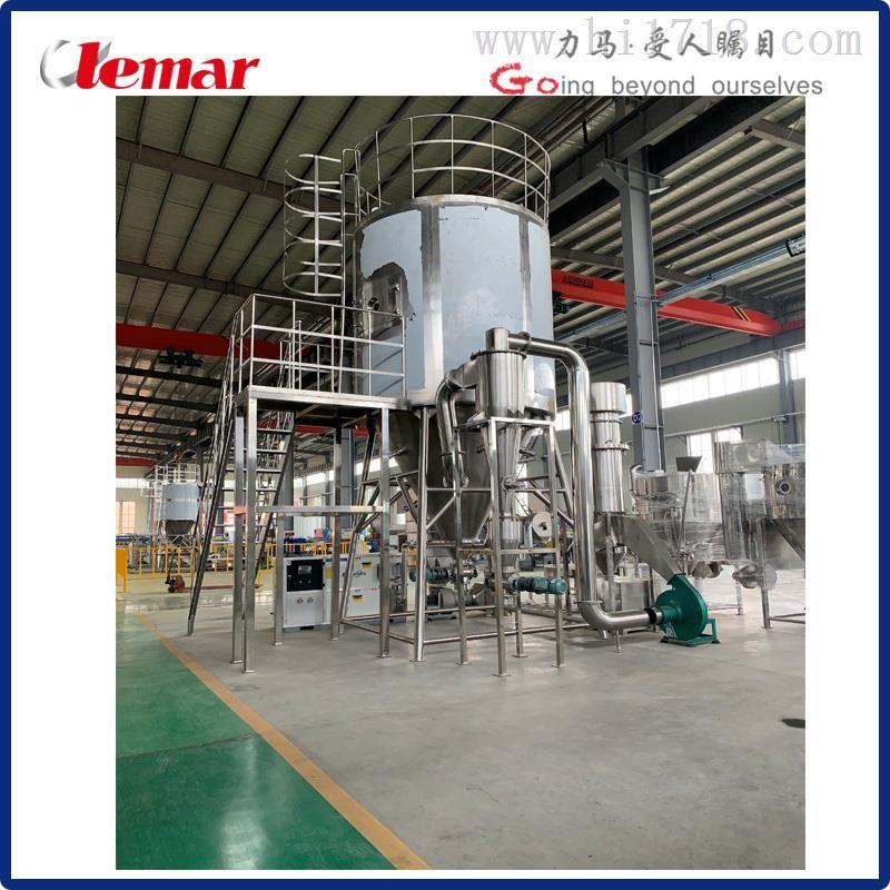 氧化铝浆料离心喷雾造粒干燥LPG-100