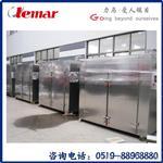 符合GMP規範烘箱 內外為304不�袗� 藥用熱風循環烘箱