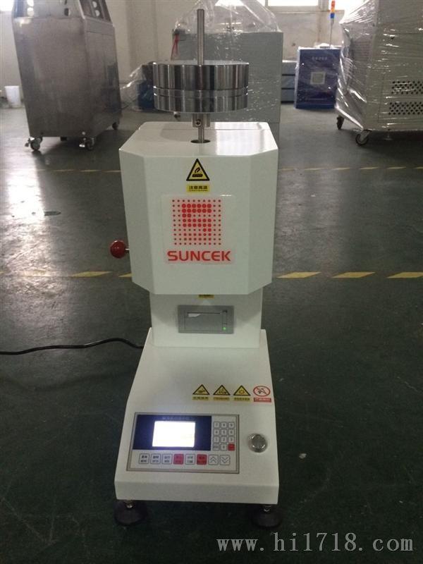 熔融指数仪的安装与使用