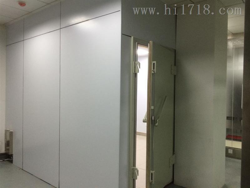 武汉信号电磁屏蔽室