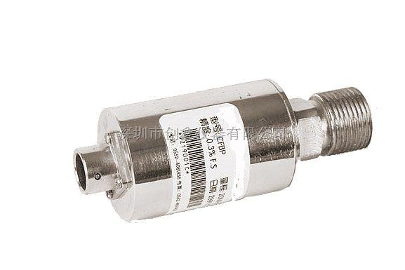高精度壓力傳感器(量程15MPa~200MPa)