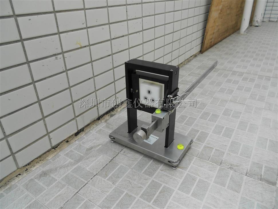 BS1363-Fig37  插头扭矩试验装置
