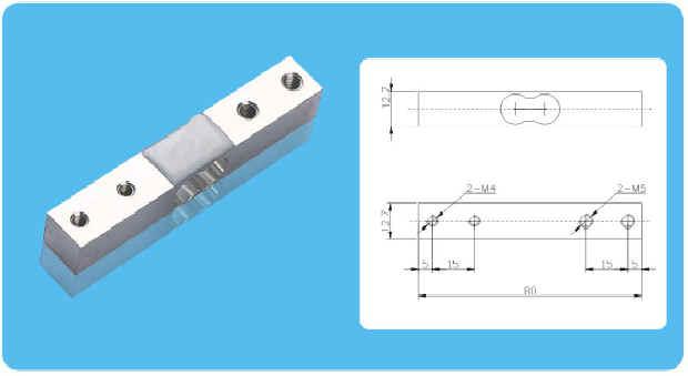 500g-10kg-100kg高精度小量程称重传感器/小量程测力传感器/微型称重传感器