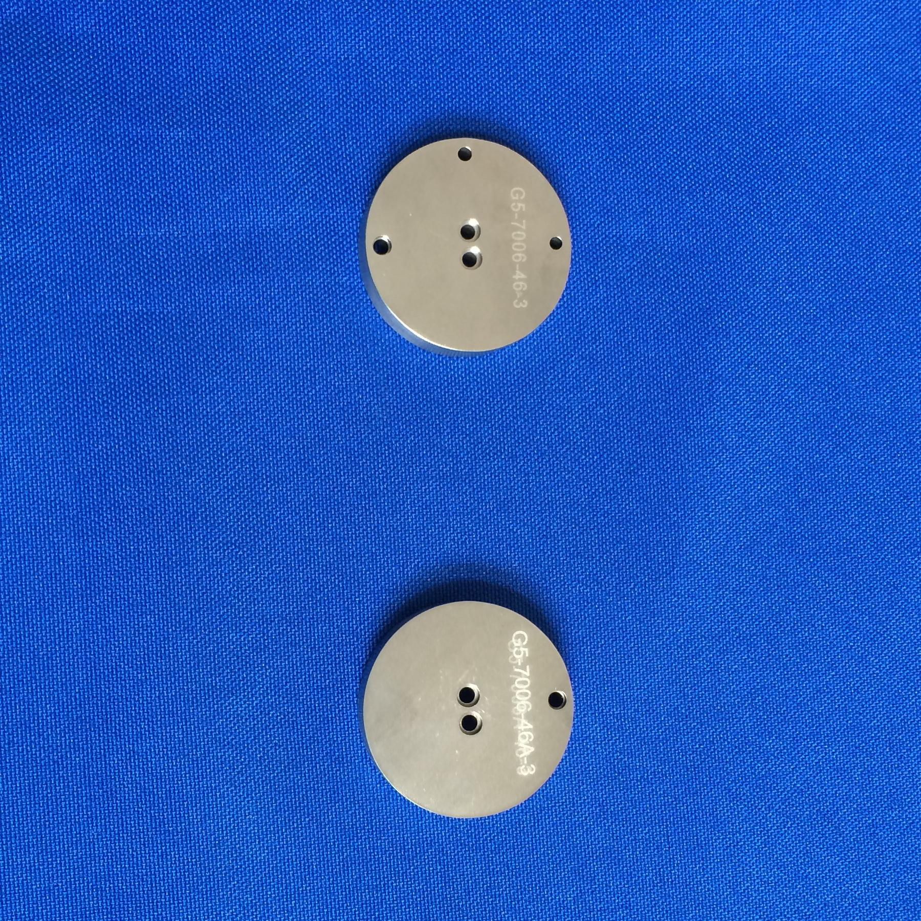 G5雙插腳燈頭通規(圖号7006-46A-3)