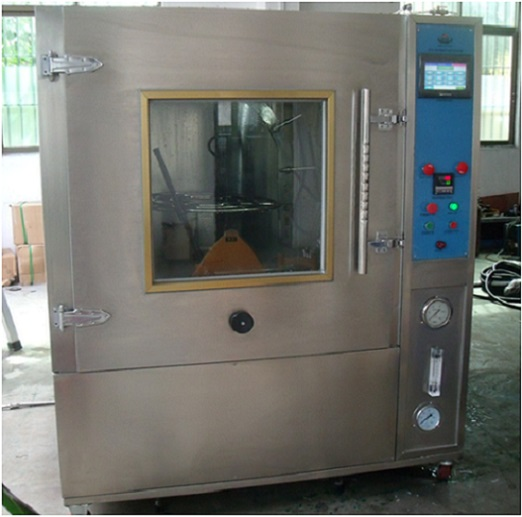 IPX9K高温高压强喷防水试验机