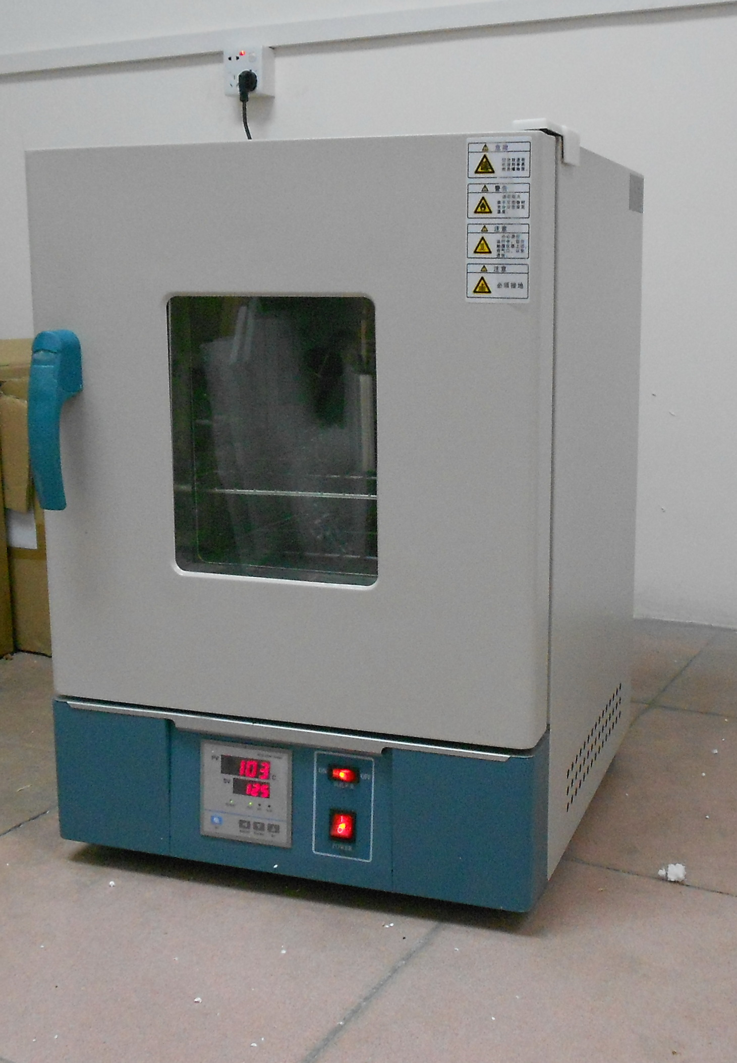 立式烤箱|球压试验专用烤箱
