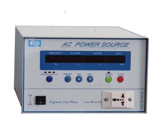 HY80系列(卧式)数位可编程变频电源