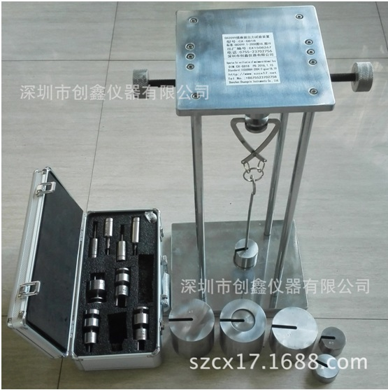 插座拔出力试验装置