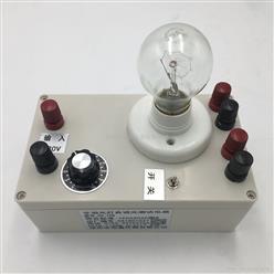非調光燈具調光測試電路