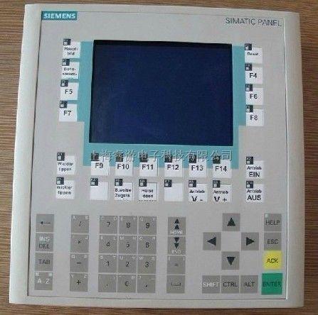 上海西门子触摸屏维修 6AV3627-1LK00-1AX0(OP17)