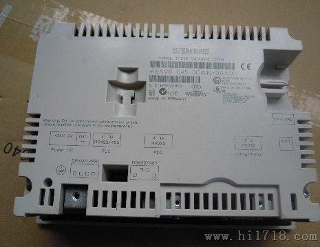 上海西门子6AV6 642-0BC01-1AX0触摸屏维修