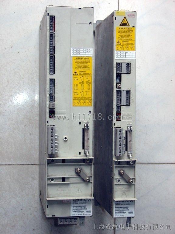 西門子6SN1145數控電源維修