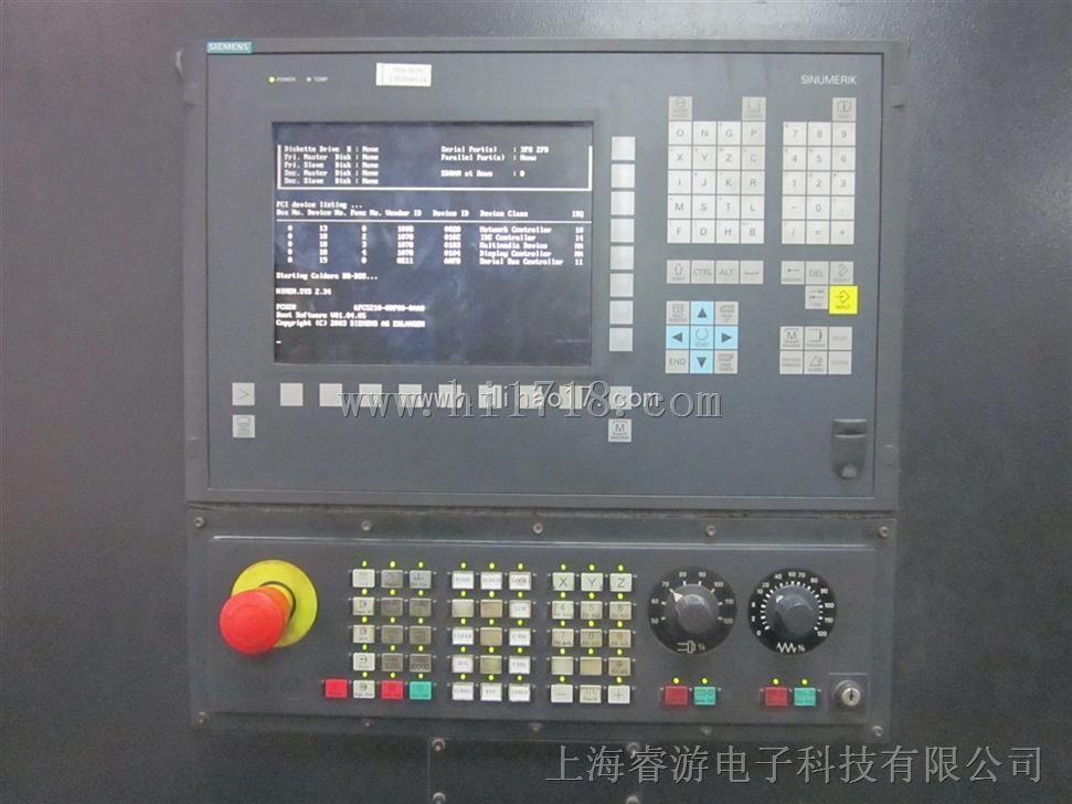 西门子840D数控操作屏维修