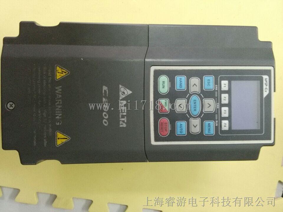 台达变频器VFD1850C43A/E维修无输出过压欠压过流等维修