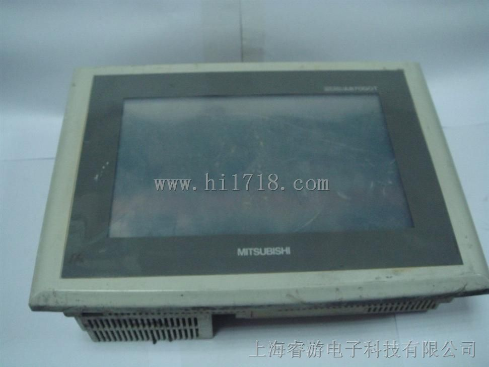 GT1055-QSBD触摸不了黑屏花屏维修
