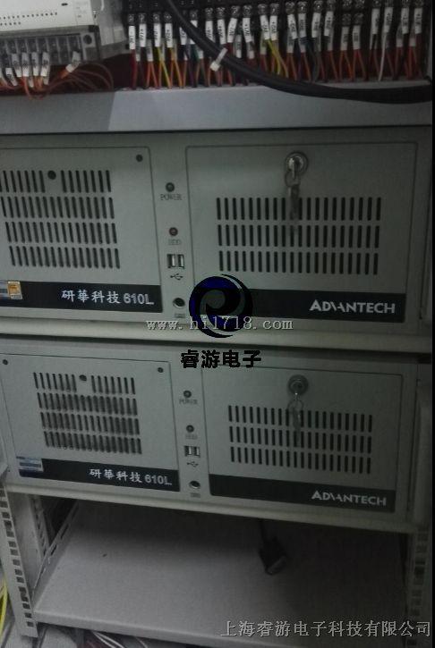 研华工控机维修610L 黑屏,死机,花屏,系统故障维修