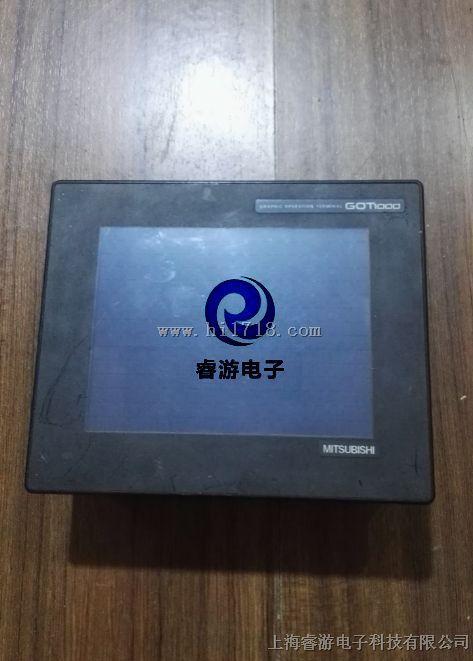 上海三菱触摸屏维修GOT1000