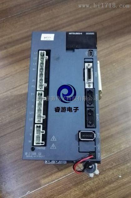 MR-J3-200B三菱伺服驱动器故障维修
