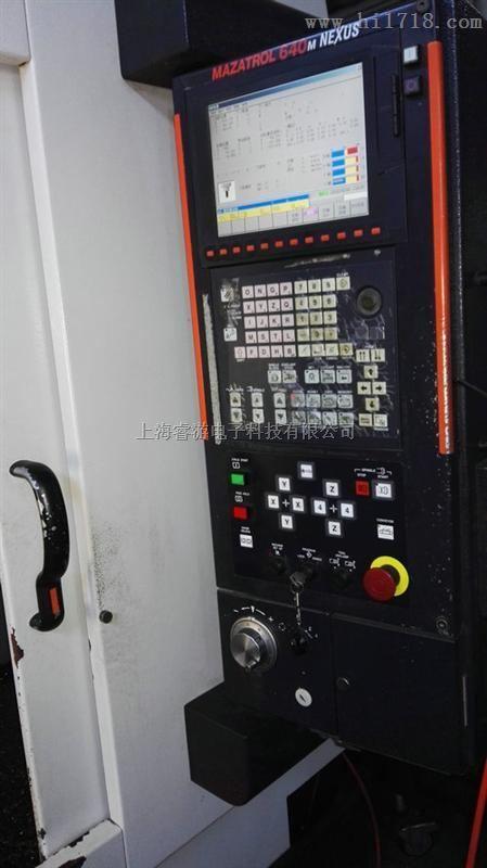 三菱数控屏M500 M60S维修,花屏故障