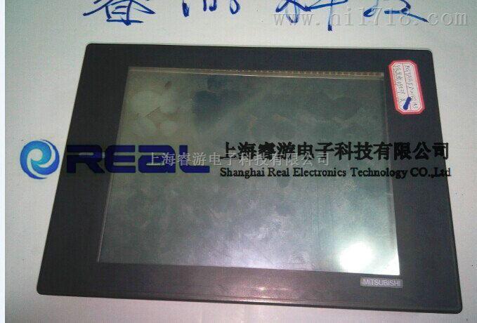 三菱A970GOT系列触摸屏维修,黑屏故障