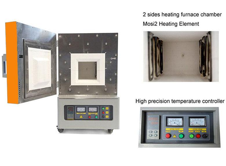 SX2-12-10TC节能快速升温马弗炉