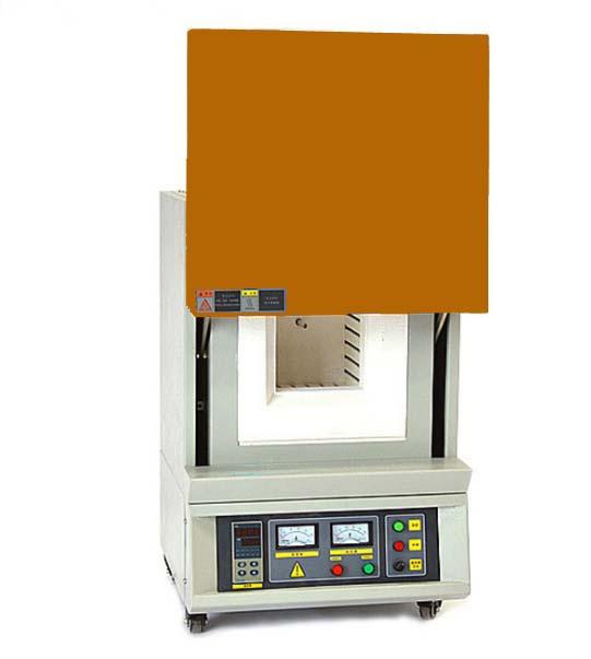 1600度箱式加热节能电阻炉