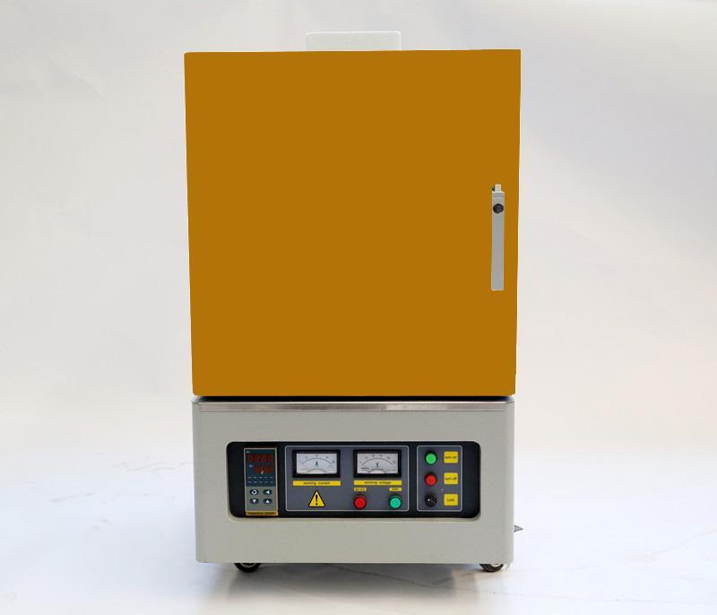 1600℃高温箱式热处理炉