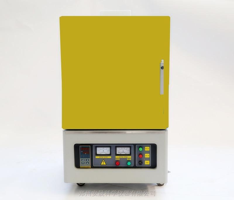 小型马弗炉 台式箱式电炉